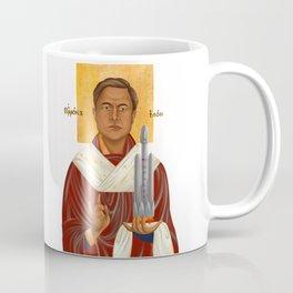 Holy Prophet Elon Musk isolated Coffee Mug