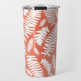 White Ferns Travel Mug