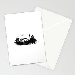 Kyoto Japan Stationery Cards
