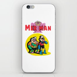 Merman iPhone Skin