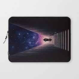 Portion of Infinite Laptop Sleeve