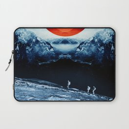 mission blue Laptop Sleeve