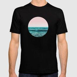 Ocean Love #society6 #oceanprints #buyart T-shirt