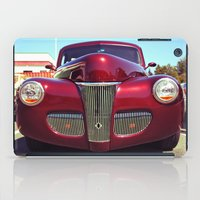 burgundy iPad Cases featuring Burgundy beauty by Vorona Photography
