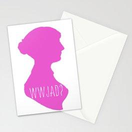 WWJAD? Stationery Cards