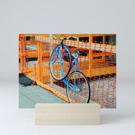 'Bout Fencing Mini Art Print