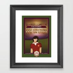 Poster Nostalgica - Best Framed Art Print