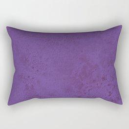 Violet powder Rectangular Pillow