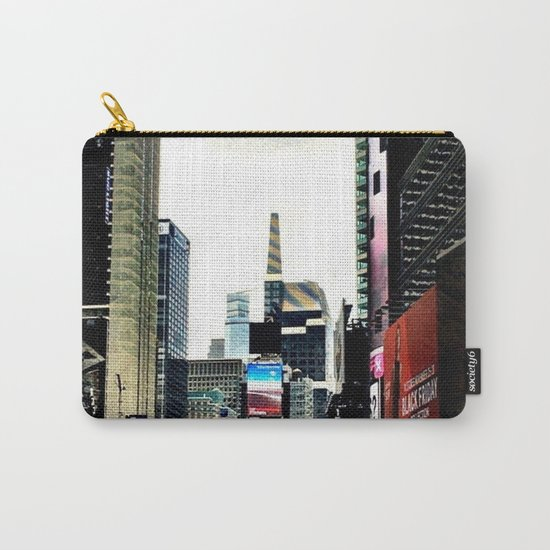 Downtown New York City Carry-All Pouch