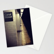 Canal St Stationery Cards