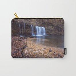 Sgwd Ddwli Uchaf waterfalls South Wales Carry-All Pouch