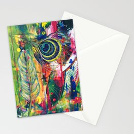 In2Minds by Toni Wright Stationery Cards
