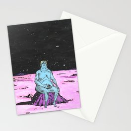 Is There Trump On Mars? Stationery Cards