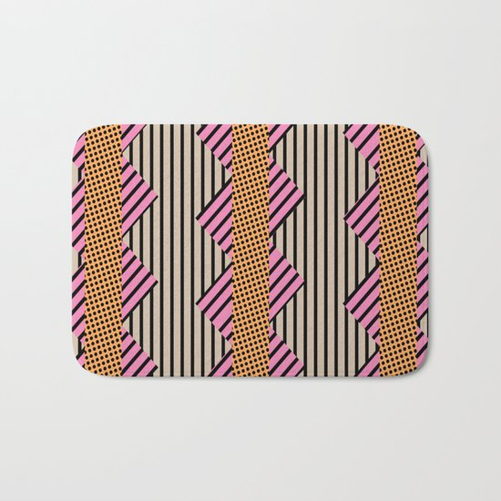 Grapes in the Tree Bath Mat