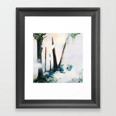 Alberta Clipper Framed Art Print