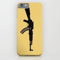 Art Not War - Yellow Slim Case iPhone 6s