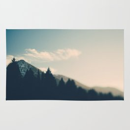 Wasatch Mountains Rug