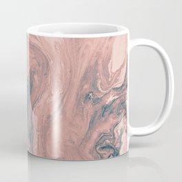 Maui Swirl in Pink Coffee Mug