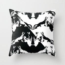 Split Throw Pillow