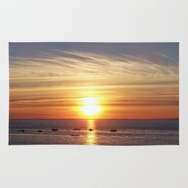 Gaspesie Sunset Rug