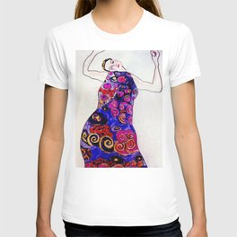 The Embrace Reimagined By James Thomas Ryan T-shirt