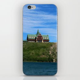 Prince of Wales Hotel iPhone Skin