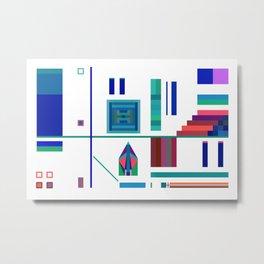 Multitude No.. 4 Metal Print