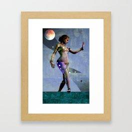 Fatale - Salomé - Night Framed Art Print
