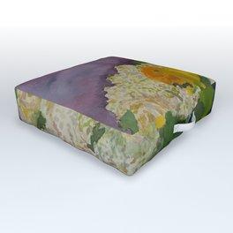 Central Park Ceterpiece Outdoor Floor Cushion