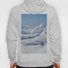 Arctic Clouds Hoody
