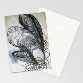 Mussels Stationery Cards