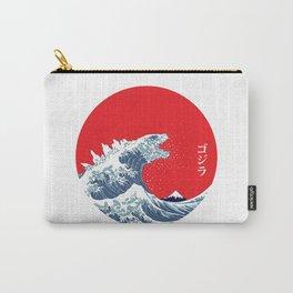 Hokusai kaiju Carry-All Pouch