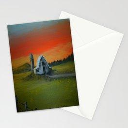 Sunrise Farm Stationery Cards