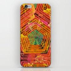 florecitas iPhone & iPod Skin