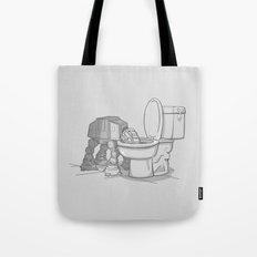 Bad, bad Walker Tote Bag