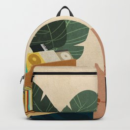 Stay Home No. 4 Backpack