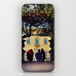 Walkabout - Florence, Italy iPhone Skin