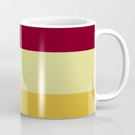 Ornamental Reds and Yellows Coffee Mug