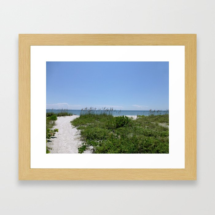 """"""" Almost There""""  Framed Art Print"""
