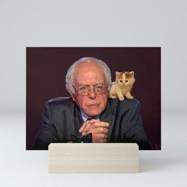 Bernie and the Kittens Return Mini Art Print