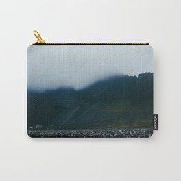 swan lake in iceland Carry-All Pouch