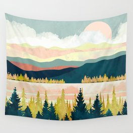 Lake Forest Wall Tapestry