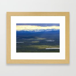 Lapland Framed Art Print
