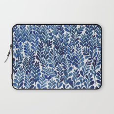 Indigo blues Laptop Sleeve