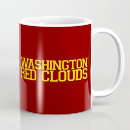 Washington Red Clouds Coffee Mug