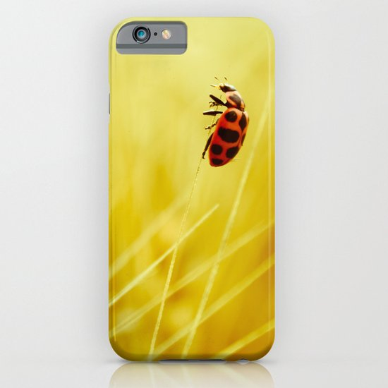 to the wind. iPhone & iPod Case