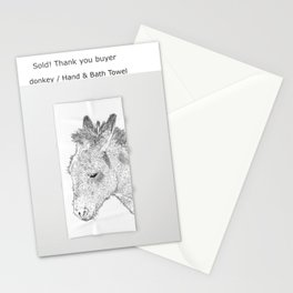 sold! thank you buyer Stationery Cards