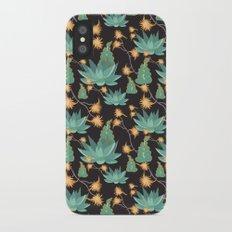 Desert Bloom iPhone X Slim Case