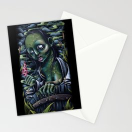 Japanese Ghost Stationery Cards
