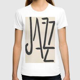 Jazz by Henri Matisse T-shirt